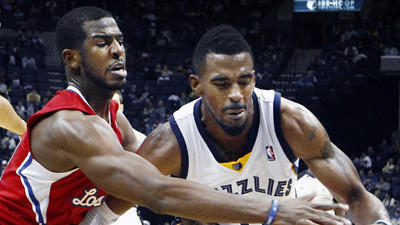 Clippers rely on defense to defeat Grizzlies, 101-81