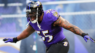 Mike Preston grades the Ravens with four games left to play sl