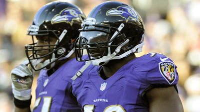 Ravens inside linebackers will face their biggest test this sea…