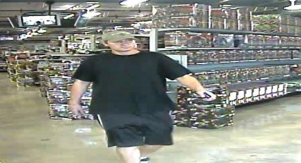 Plantation Police looking for man who stole remote control helicopter from Maniac Hobby Complex