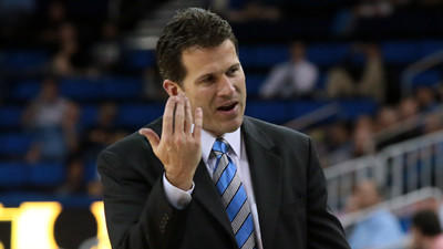 Steve Alford is unbeaten, untested and an unexpected delight