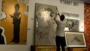 Julien's Auction House preps Banksy artwork