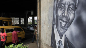 Nelson Mandela tribute: Ali, Woods and more mourn South African leader
