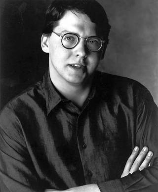 1995 photo of Adam McKay from Second City.