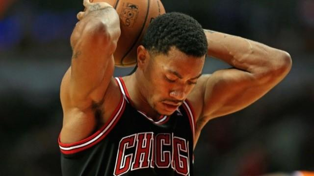 Video: Rose wants an early comeback