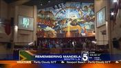 L.A. Remembers Nelson Mandela