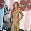 Lindsay Lohan at the Art of Bullfighting event