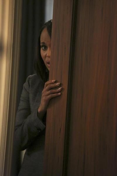 "Kerry Washington in the ""YOLO"" episode of ABC's ""Scandal."""