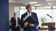 John Kerry upbeat after latest Middle East peace push