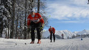 A Minute Away: Snow and Sochi
