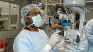 Baltimore whiz kid now a Utah eye surgeon
