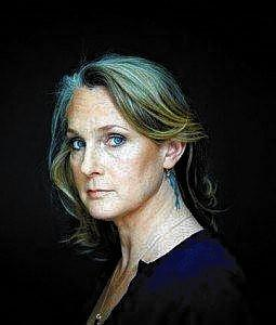 Piper Kerman speaks at Hartford Stage Dec. 11