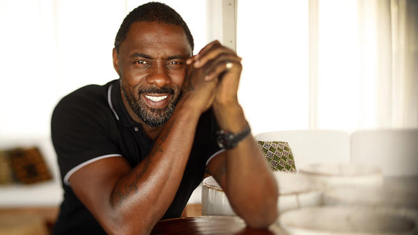 "Actor Idrissa ""Idris"" Elba, who has worked in television, theater and film, at the Mondrian Hotel in West Hollywood. Elba talks about his latest role in ""Mandela: Long Walk to Freedom,"" where the actor plays the legendary young man from his early days as an activist, his years in imprisonment to his election as president."