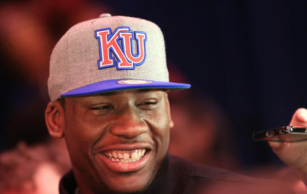Curie's Cliff Alexander.