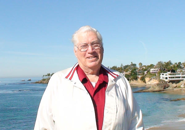 The Laguna Beach Patriots Day Parade Assn. selected Robert Mosier, a retired United States Army Air Corps pilot, as its Honored Patriot of the Year for Laguna Beach's 48th annual Patriots Day Parade in March.