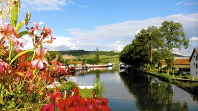 Burgundy, France's golden slope
