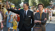 'Saving Mr. Banks' review: Stuffed and squeezable