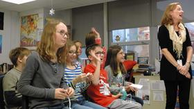 Glen Ellyn students focus on science