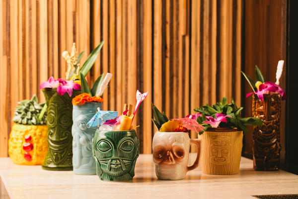 Pick up some tropical stocking stuffers at Three Dots and a Dash on Monday.