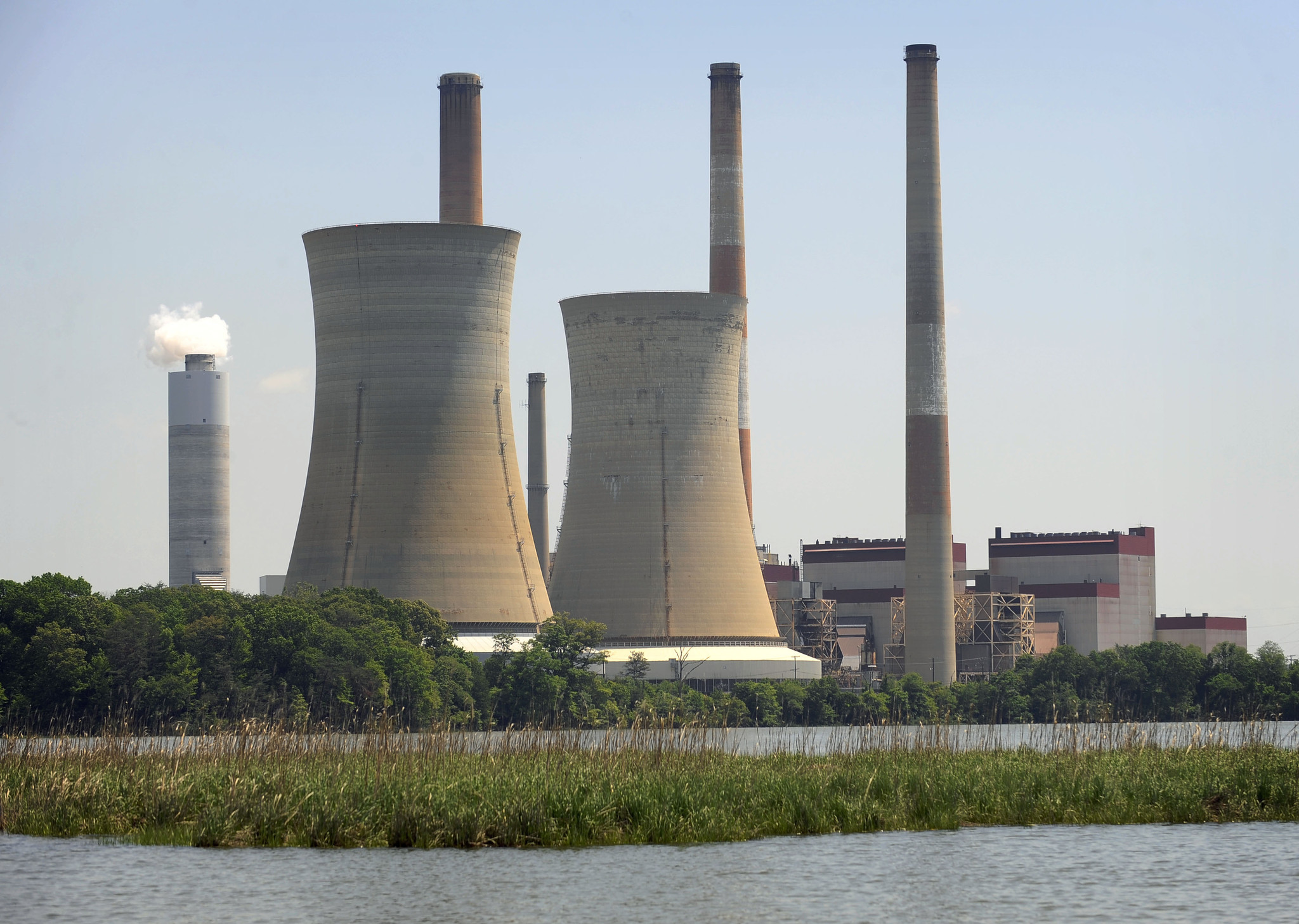 Coal fired units at 2 Md power plants slated to retire