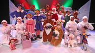 Orlando Repertory Theatre  takes the lead on hit show 'Rudolph'