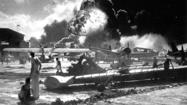 <b>Photos:</b> The attack on Pearl Harbor