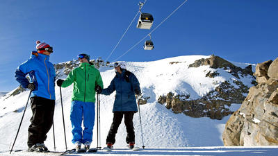 Ski roundup: Improvements have things looking up on the slopes