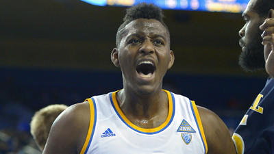 UCLA guard Jordan Adams' family goes the extra mile