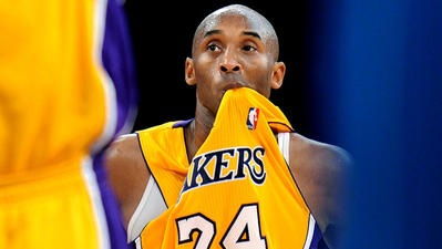 Kobe Bryant says he'll be back Sunday, and Lakers take a step forward