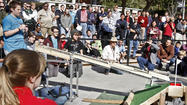 Students take a swing at JPL's 'Invention Challenge'