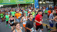 Pictures: OUC Half Marathon and Lake Eola 5K