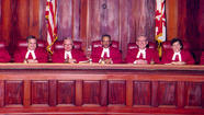 Study rates Maryland's top court second in financial disclosure