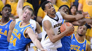 No. 18 UCLA Bruins defeated by Missouri Tigers, 80-71