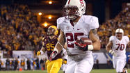 Tyler Gaffney leads Stanford to Pac-12 title, Rose Bowl berth