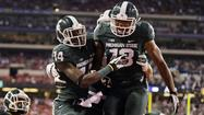 Michigan State topples No. 2 Ohio State for Big Ten title
