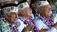 Pearl Harbor attack survivors gather in Hawaii to honor the fallen