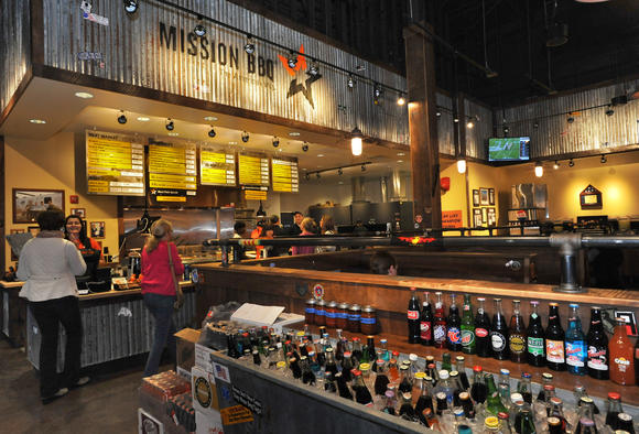 Mission BBQ coming to Columbia Crossing - Baltimore Sun