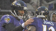 Browse pictures of the Ravens' game in the snow against the Minnesota Vikings