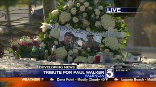 Tribute to Paul Walker, Roger Rodas Expected to Draw Thousands