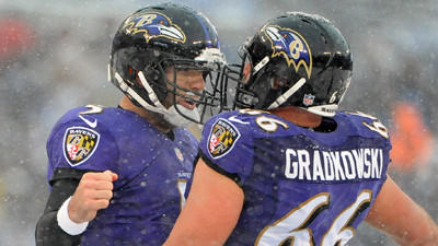 Live game updates: Ravens 7, Vikings 6