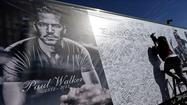 Paul Walker's fans rally at Valencia crash site