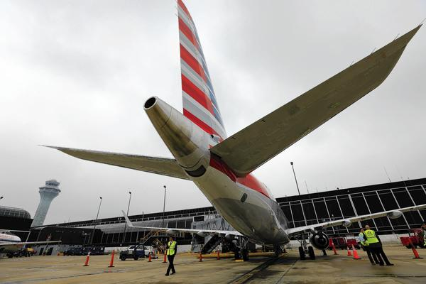 With Monday's merger of American Airlines and US Airways, American Airlines Group Inc. likely will have the financial means to upgrade operations at O'Hare International Airport.