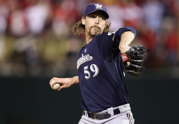 The Cubs are interested in signing reliever John Axford, who was non-tendered by the Cardinals.