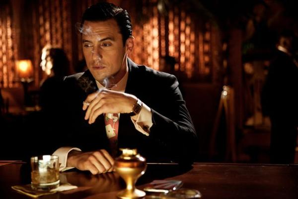 "Milo Ventimiglia stars as mob attorney and ""fixer"" Ned Stax in ""Mob City"" on TNT."