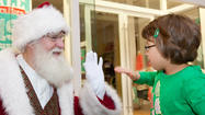 PICTURES: Lehigh Valley Mall's Special Needs Santa photo session