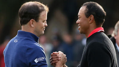 It's a wedge issue: Zach Johnson stuns Tiger Woods in World Challenge