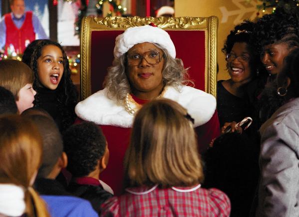 black christmas movies - Black People Christmas