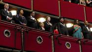 Kennedy Center honors five