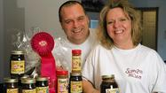 Barto couple decides to bottle sauces that friends love