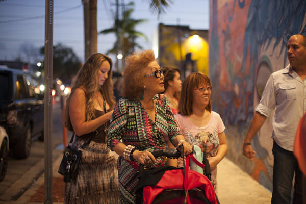 PHOTOS: The fashionistas of Art Basel - Art Basel 2013
